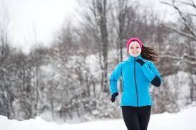 futás télen