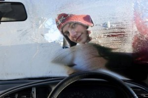 autók télen