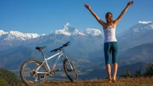 biciklizés és egészség