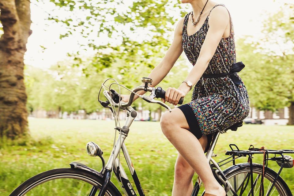 fogyás és kerékpározás